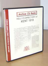 Kelly's Directory of Kent, 1918