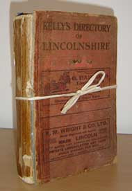 Kelly's Directory of Lincolnshire 1926