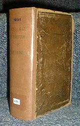 White's Staffordshire 1851 History, Gazetteer & Directory