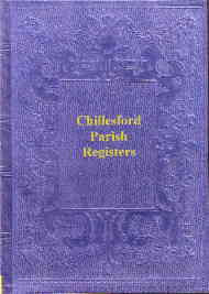 The Parish Registers of Chillesford, Suffolk