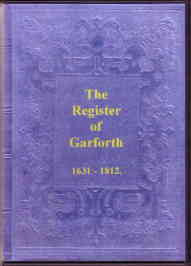 The Registers of Garforth 1631-1812