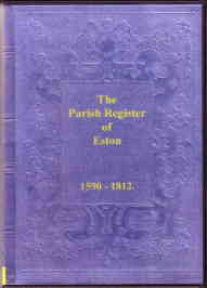 The Registers of Eston 1590-1812
