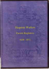 Image unavailable: Hopton Wafers Parish Registers