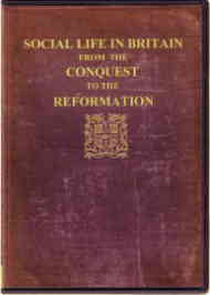 Social Life in Britain from Conquest to Reformation