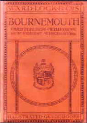 Image unavailable: Bournemouth Guide Book 1920