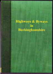 Image unavailable: Highways & Byways in Buckinghamshire