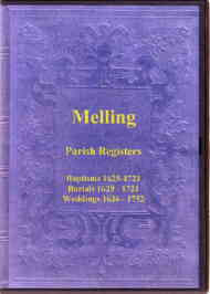 Parish Registers of Melling (Lancashire) 1625-1752