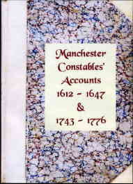 Manchester Constables' Accounts