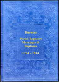 Parish Registers of Durness 1764-1814