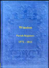 Image unavailable: Parish Registers of Winston, Durham