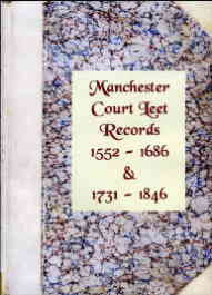 Manchester Court Leet Records (12 volumes)