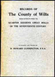 Quarter Sessions County of Wiltshire