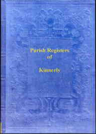 Parish Registers of Kinnerely, Shropshire