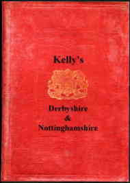 Kelly's Directory of Derbyshire and Nottinghamshire, 1895
