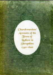 Image unavailable: Churchwardens' Accounts of Ludlow