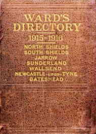 Wards Directory of Newcastle etc.1915-1916