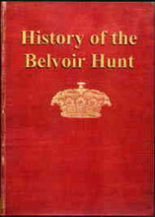 Image unavailable: History of the Belvoir Hunt