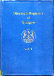Diocesan Registers of Glasgow