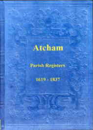 Parish Registers of Atcham, Shropshire