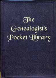 The Genealogists Pocket Library