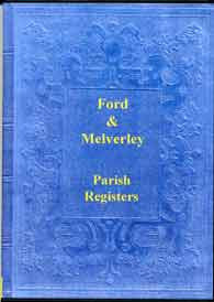 Parish Registers of Ford and of Melverley, Shropshire