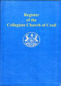 Register of the Collegiate Church of Crail