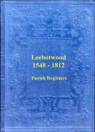 Register of Leebotwood