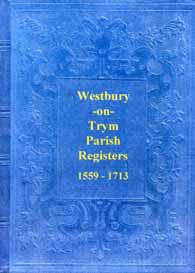 Parish Register of Westbury-on-Trym 1559-1713
