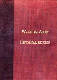 Waltham Abbey Historical Records