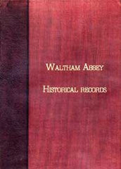Image unavailable: Waltham Abbey Historical Records