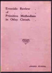 Image unavailable: Eventide Review of Primitive Methodism in Otley Circuit