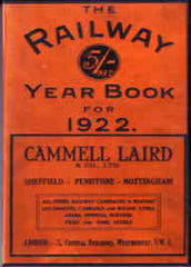 Image unavailable: The Railway Year Book 1922