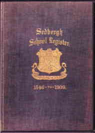 Sedbergh School Register + History + Songbook