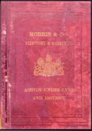 Morris & Co Directory & Gazetteer Ashton-under-Lyne and District
