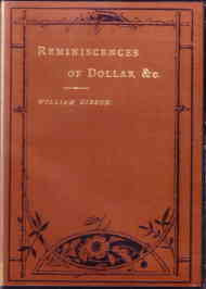Reminiscences of Dollar, &c. Plus Past & Present