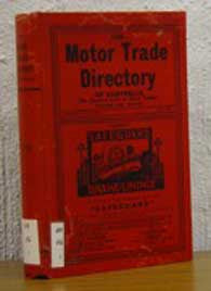 The Motor Trade Directory of Australia 1936-37