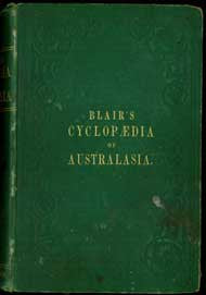 Blair's Cyclopedia of Australasia