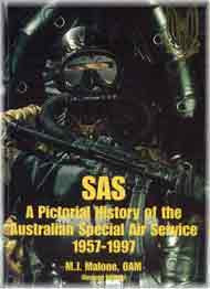 SAS Pictorial History of the Australian Special Air Service 1957-1997