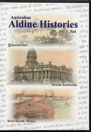 Australian Aldine Histories Set: NSW, Qld & SA