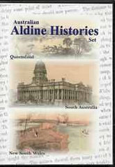 Image unavailable: Australian Aldine Histories Set: NSW, Qld & SA