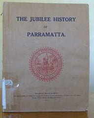 Image unavailable: Jubilee History of Parramatta 1861-1911