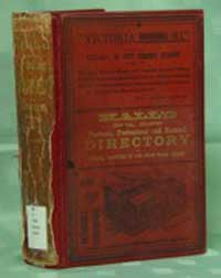 Hall's Official Country Directory of New South Wales 1899-1900