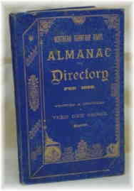 Northern Territory Times Almanac and Directory 1888