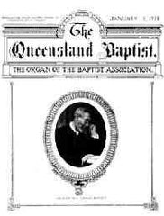 Image unavailable: Queensland Baptist 1923-1931