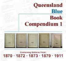 Queensland Blue Book Compendium