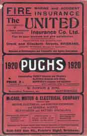 Pugh's Almanac and Queensland Directory 1920