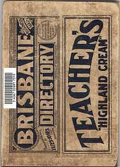 Image unavailable: Brisbane Directory 1919 (Yates & Jones)
