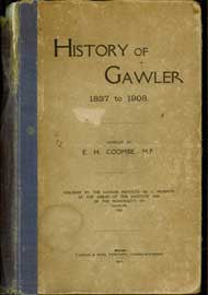History of Gawler 1837-1908