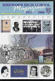 Birdwood High School Magazine Compendium 1931-2006