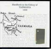 Image unavailable: Handbook to the Colony of Tasmania 1858